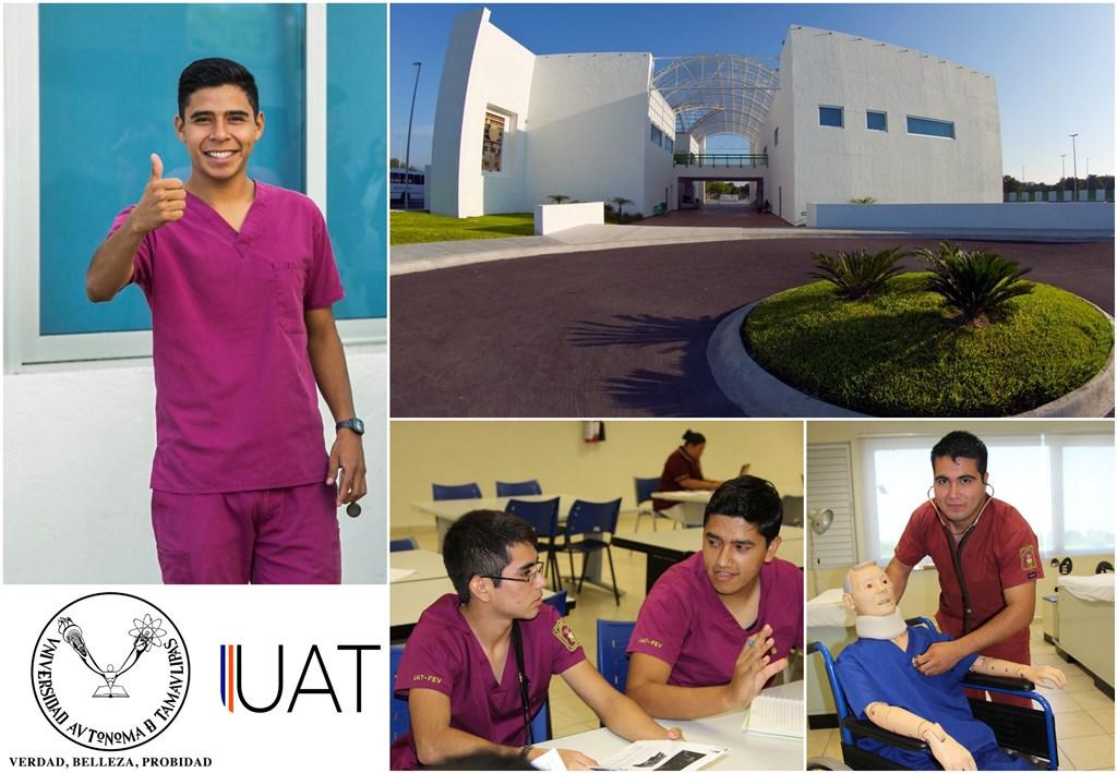 Crece en la UAT matrícula varonil que estudia enfermería | Monitor ...